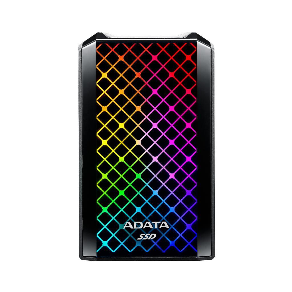 ADATA SE900G Series: 2TB RGB External SSD 3.2 Gen 2 Gaming Console Compatible
