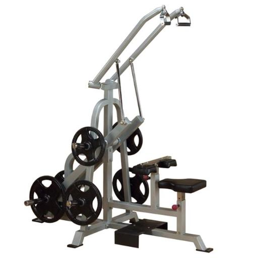 Body Solid LVLA Leverage Lat Pulldown Exercise Machine