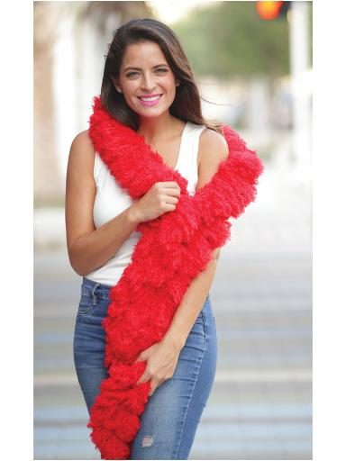 Boa Super Featherless Black, Black and Red, Black and White, Red, Red and White, White