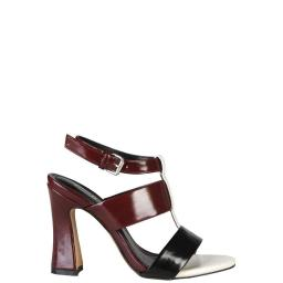 Ana Lublin Soraia Women Red Sandals Red 36