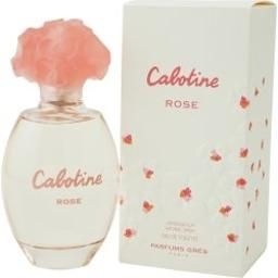 Cabotine Rose Eau de Parfum Spray 3.4 Oz