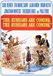 Russians are coming the russians are coming (dvd/1966) DK1499D