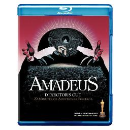 Amadeus (blu-ray/directors cut/re-pkg) BR112601