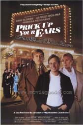 Prick Up Your Ears Movie Poster (11 x 17) MOVEE2417
