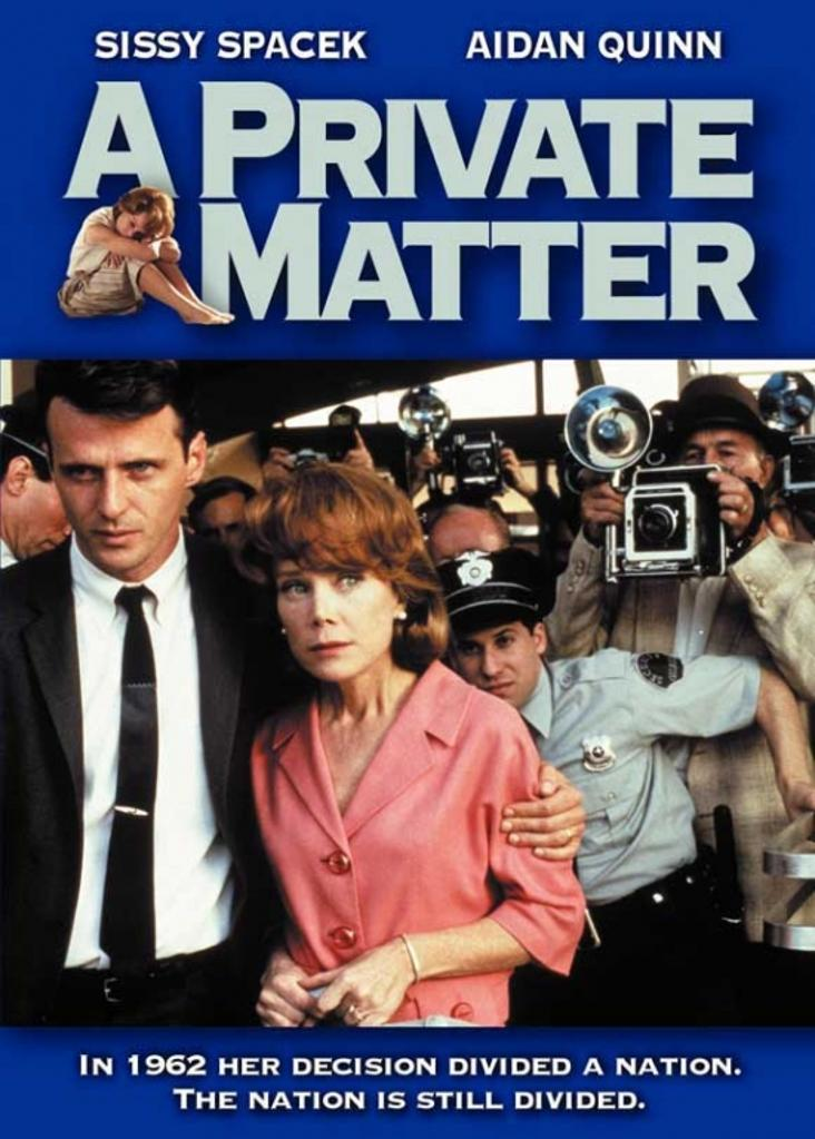 A Private Matter Movie Poster Print (27 x 40)