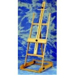 Sax Traditional H-Frame Stationary Easel, 24 x 30 in.