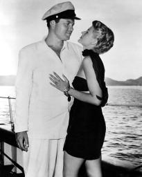 The Lady From Shanghai Photo Print EVCMBDLAFREC015