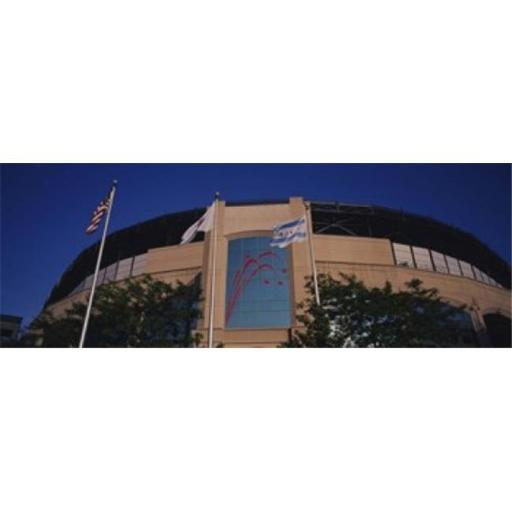 Panoramic Images PPI105836L Low angle view of a building U.S. Cellular Field Chicago White Sox Chicago Illinois USA Poster Print by Panoramic Ima