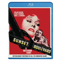 Sunset boulevard (blu ray) (ws) BR59160071