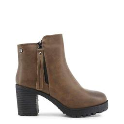 Xti Women Brown Ankle boots Brown 40