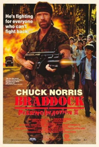 Braddock: Missing in Action 3 Movie Poster Print (27 x 40) 1031899