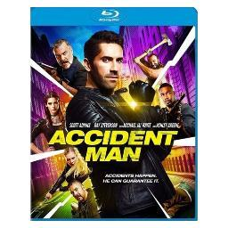 Accident man (blu ray) BR51408
