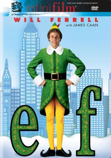 Elf (2003/dvd/2 disc/p & s/ws 1.85/span lang track/dvd-rom/commentaries)