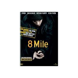 8 MILE (DVD) (WS) (UNCENSORED) 25192198120