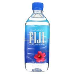 Fiji Natural Artesian Water Natural Water - Case of 24 - 16.9 Fl oz.