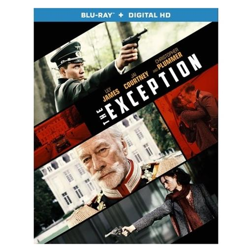 Exception (blu ray) 1305154