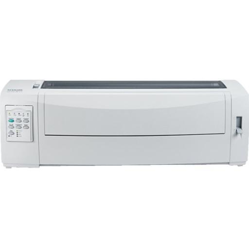 Lexmark 11C0111 Workgroup - Monochrome - Dot-Matrix - Up To 618 Cps Fast Draft 12 Cpi, Up To 40
