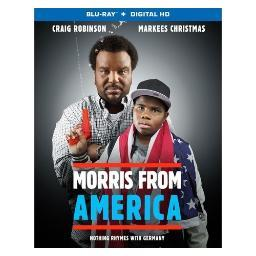 Morris from america (blu-ray/digital hd/ws/eng/span sub/eng sdh/5.1dts) BR50275