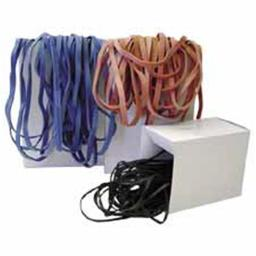 Alliance Rubber ALL07818 Rubberband- Large- 17in.- Blue