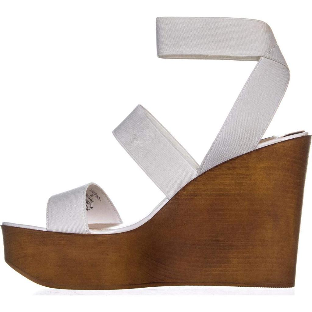 1c0ef1827a9 STEVE MADDEN Steve Madden Womens Blondy Open Toe Casual Platform Sandals