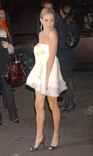 Sienna Miller At Arrivals For Marchesa 2Nd Anniversary Party, Bergdorf Goodman Department Store, New York, Ny, October 25, 2006. Photo By Kristin.
