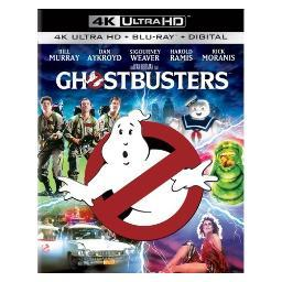 Ghostbusters 1 (blu-ray/4k-uhd mastered/ultraviolet) BR47439