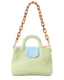 Studio 33 Snack Top Handle Flap Shoulder Bag