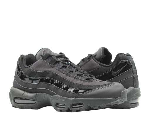 the best attitude 87950 7c3db Nike Air Max 95 WE Triple Black Black-Anthracite Men s Running Shoes  AT0042-001