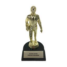 Whitest Sneakers Dundie Award Trophy The Office Dundee Gift Pam Beesly Halpert