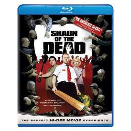 Shaun of the dead (blu ray) (eng sdh/span/fren/dts) BR61106515