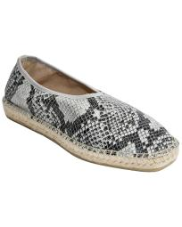 Andre Assous Laurel Leather Espadrille Flat
