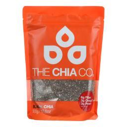 The Chia Company Chia Seed - Black - Pouch - 17.6 oz