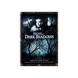 NIGHT OF DARK SHADOWS (DVD) 883929247042