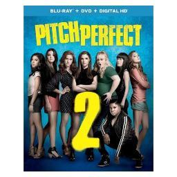 Pitch perfect 2 (blu ray/dvd w/digital hd) BR61142600