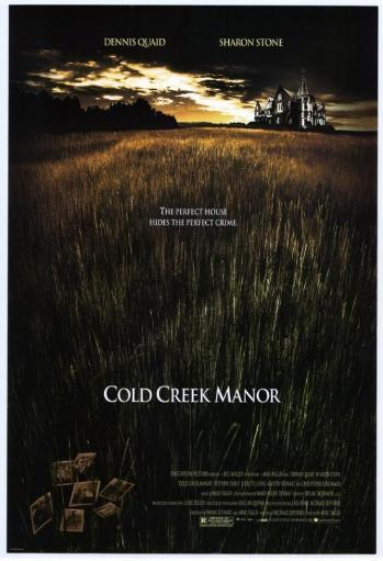 Cold Creek Manor Movie Poster (11 x 17) TGYMS1PYX00DWFWZ