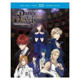 Dance with devils-complete series (blu-ray/dvd combo/4 disc) BRFN07360