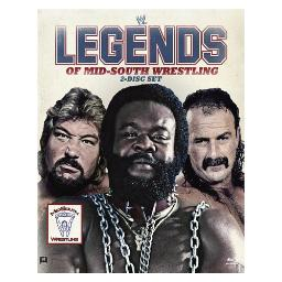 Wwe-wwe legends of mid-south wrestling (blu-ray/ff 1.33/2 disc) BR95165