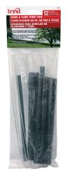 Bond 5-1/2 in. W Black Vinyl Wire Tie Tree Supports - Case Of: 1; Each Pack Qty: 10; Total Items Qty: 10