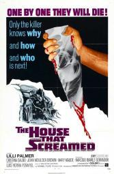 The House That Screamed Movie Poster (11 x 17) MOVEB49090