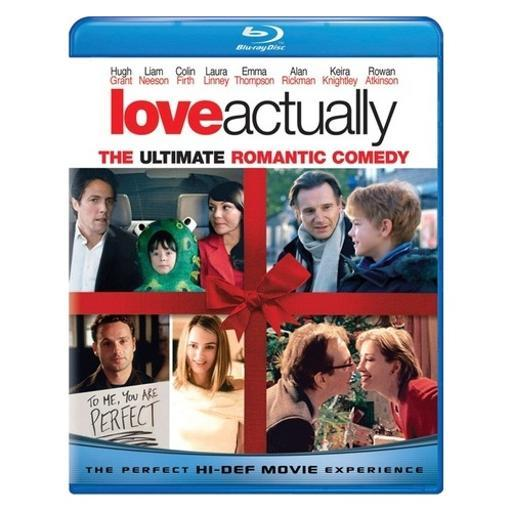 Love actually (blu ray) EXNZQMXIDMJSBFTJ