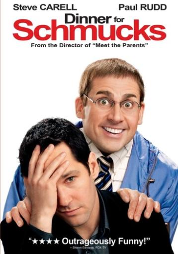 Dinner for schmucks (dvd) (ws) 1292134