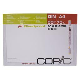 Copic/imagination internl alcmrka4 copic alcohol marker pad a4 8.25 x 11.69