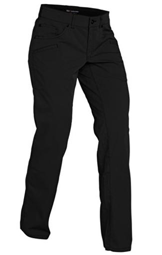 5.11 Tactical Women's Cirrus Pant, Black, Size 12, Black, Size 12/Regular thumbnail