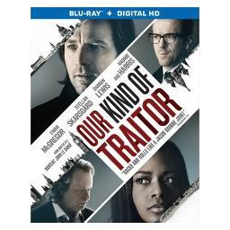 Our kind of traitor (blu ray w/digital hd) (ws/eng/eng sub/sp sub/eng sdh) BR50031