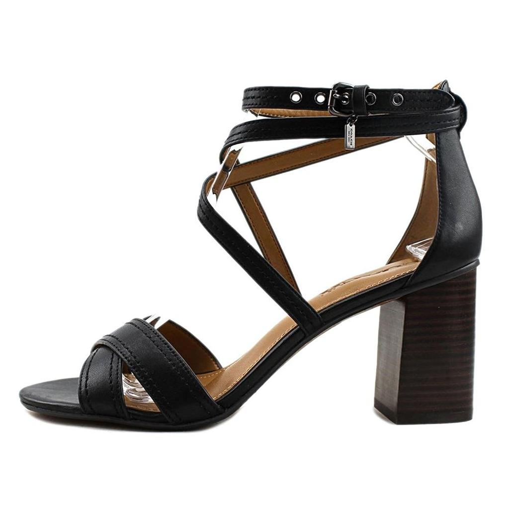 f197d22f68e Coach Coach Womens Phoebe Open Toe Casual Strappy Sandals ...