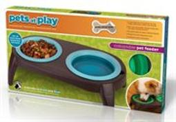 Collapsible Pet Feeder
