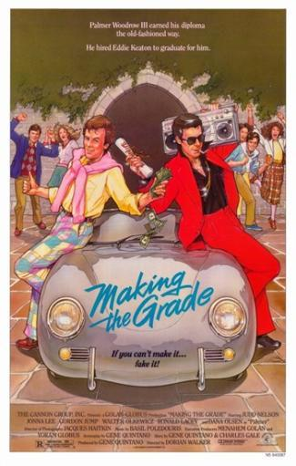Making the Grade Movie Poster (11 x 17)