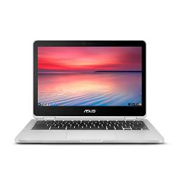 Asus - retail c302ca-dhm4 silver,touch screen,12.5inch fhd (1920x1080),glossy,intel core m3-6y30 900mhz,4g
