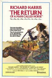 The Return of a Man Called Horse Movie Poster Print (27 x 40) MOVIH3687