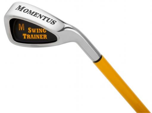 Momentus Golf IMRTC Mens Swing Trainer Iron - RH Training Grip